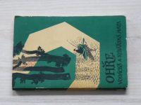 Ohře - vodácká a rybářská mapa (1962)