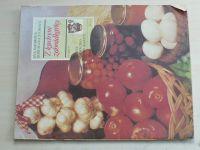 Sešity domácího hospodaření - svazek 89 - Šafářová, Štorová - Z kuchyně zahrádkářky (1978)