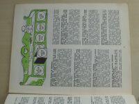 Sešity domácího hospodaření - svazek 95 - Šafářová - Z luštěnin a obilovin (1979)