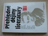Soldán - Přehledné dějiny literatury III. (1997)