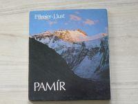 Breier, Just - Pamír (1980) Čs. horolezecká expedice