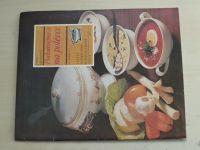 Sešity domácího hospodaření - svazek 115 - Břízová - Pochutnejme si na polévce (1985)