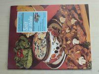 Sešity domácího hospodaření - svazek 140 - Dufek, Svejkovská - Svět u stolu (1986)