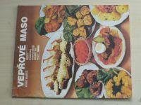 Sešity domácího hospodaření - svazek 160 - Baudyš - Vepřové maso (1990)