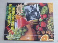 Sešity domácího hospodaření - svazek 185 - Pinková - Vaříme s rozhlasovým mikrofonem (1993)