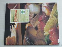 Sešity domácího hospodaření - svazek 97 - Luskačová - Výživou proti stárnutí (1979)