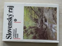 Turistický sprievodca ČSSR - Slovenský raj (1982) slovensky