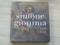 Zapletalová - Simone Gionima 1655 - 1731 (2011) italsky