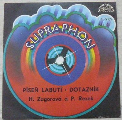 H. Zagorová a P. Rezek – Píseň labutí / Dotazník (1978)