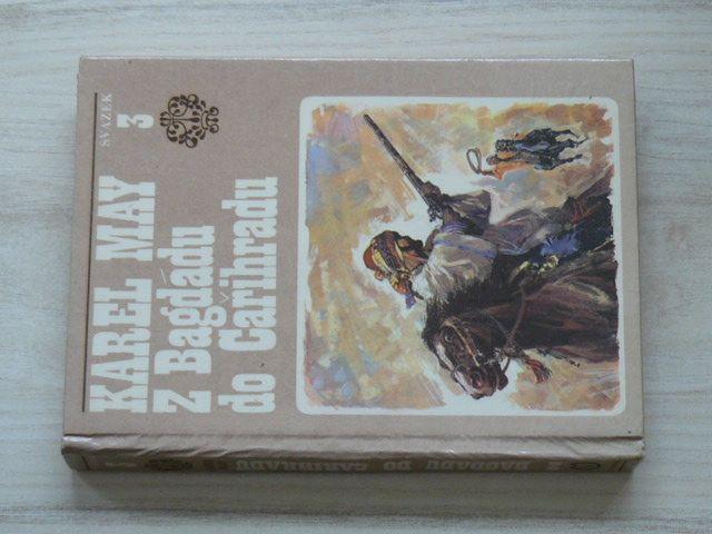 May - Z Bagdádu do Cařihradu (1971) Ve stínu pádišáha 3