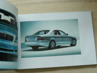 Mercedes Benz - Die Limousinen der S-Klasse (Katalog 2001) německy