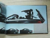 Mercedes Benz - Die Roadster der SL-Klasse (Katalog 2001) německy