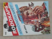 Rodokaps - Knihovnička napětí 149 - Jeffers - Horké želízko (1993)