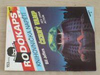 Rodokaps - Knihovnička napětí 153 - Jeffers - Černý vamp (1993)