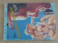 Rodokaps - Napětí 213 - Jeffers - Zadním vchodem (1993)