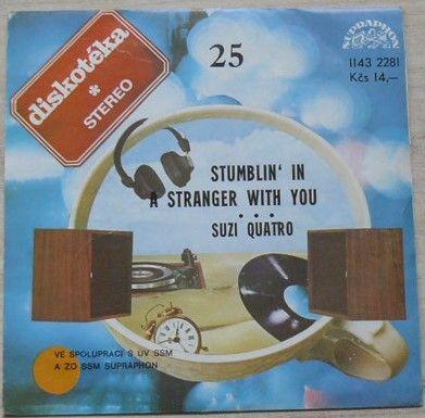 Suzi Quatro - Stublin´in, A stranger with you (1979)