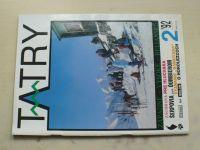 Tatry 1-6 (1992) ročník XXXI. (slovensky)