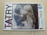 Tatry 1-6 (1994) ročník XXXIII. (slovensky)