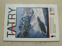 Tatry 1-6 (1995) ročník XXXIV. (slovensky)