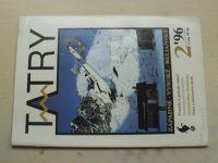 Tatry 1-6 (1996) ročník XXXV. (chybí čísla 1, 5, 4 čísla) slovensky