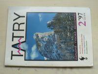 Tatry 1-6 (1997) ročník XXXVI. (chybí čísla 4, 6, 4 čísla) slovensky