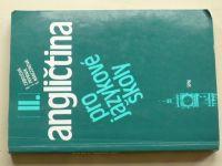 Angličtina pro jazykové školy II. (1993)