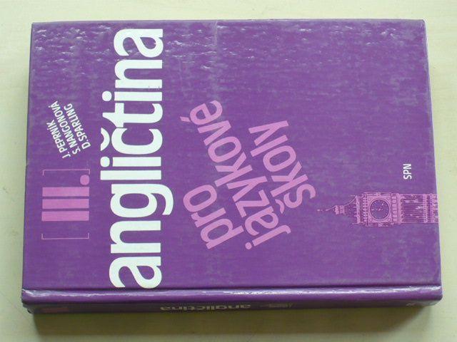 Angličtina pro jazykové školy III. (1991)