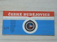 Automapa okolí - 1 : 200 000 - České Budějovice (1965)