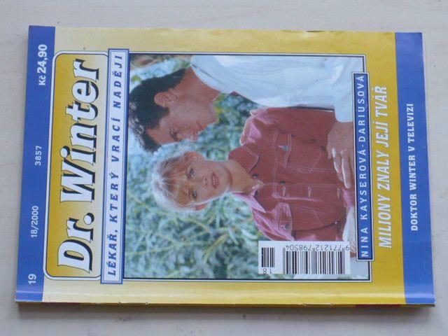 Dr. Winter 19 - Kayserová-Dariusová - Miliony znaly její tvář (2000)