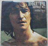 Drupi – Sereno È... / Mille lire (1974)