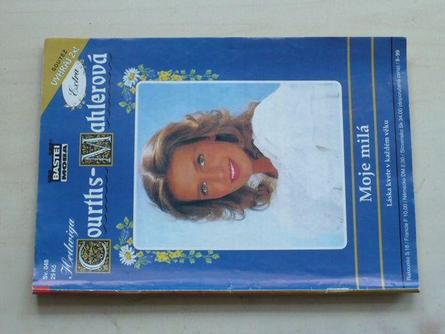 Extra Hedwiga Courths-Mahlerová sv. 048 - Moje milá (1999)