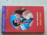 Harlequin Desire 480 - Morelandová - Křehké vztahy (2002)