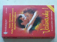 Harlequin Valentynky I 29 - Carllová - Tři romantické příběhy k svátku zamilovaných (1999)