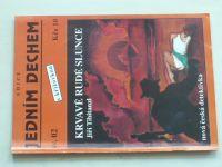 Jedním dechem sv. 02 - Tibitanzl - Krvavě rudé slunce (1992)