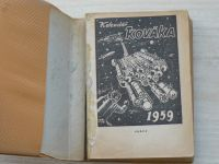 Kalendář kováka 1959