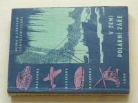 Karavana svazek 12 - Centkiewiczovi - V zemi polární záře (1960)