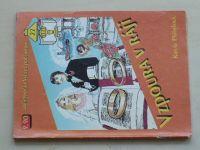Knihovnička večerů pod lampou 22 - Přibylová - Vzpoura v ráji (1992)