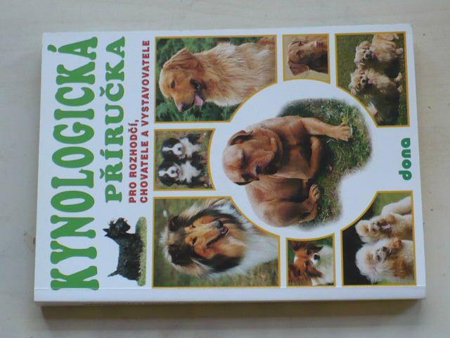 Kynologická příručka pro rozhodčí, chovatele a vystavovatele (1997)