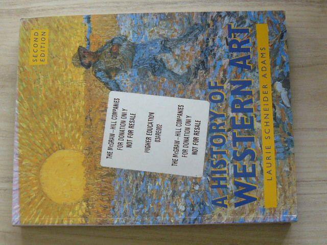 Laurie Schneider Adams - A History of Western Art (1997)