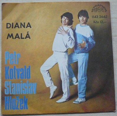 Petr Kotvald, Stanislav Hložek – Diana / Malá (1983)