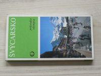 Průvodce Olympia - Švýcarsko, Lichtenštejnsko (1989)