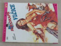 Rodokaps 231 - Dáma s koltem - Sinclair - Vlčice (1993)