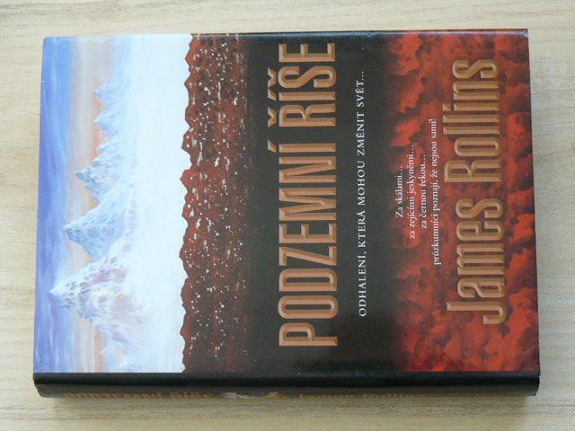 Rollins - Podzemní říše - Odhalení, která mohou změnit svět (2005)