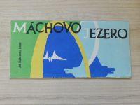 Soubor turistických map 1 : 100 000 - Máchovo jezero (1973)