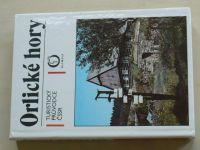 Turistický průvodce ČSSR 32 - Orlické hory (1988)