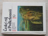 Turistický průvodce ČSSR sv. 12 - Český ráj a Podkrkonoší (1982)