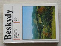 Turistický průvodce ČSSR sv. 8 - Beskydy (1982)