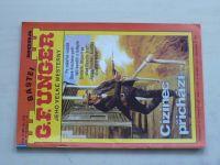 G. F. Unger jeho velké westerny sv. 010 - Cizinec přichází (nedatováno)