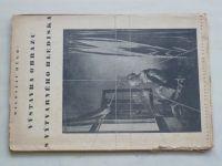 Hégr - Výstavba obrazu s výtvarného hlediska (1944)