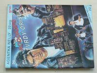 Rodokaps - Agentka Nelly 241 - Jeffers - Tvrdý oříšek (1993)